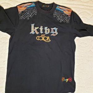 Coogi King of color Tshirt